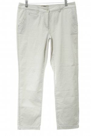 Cecil Slim Jeans light grey casual look