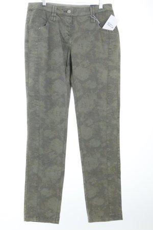 "Cecil Slim Jeans ""NewYork"" olivgrün"
