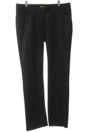 Cecil Slim Jeans black casual look