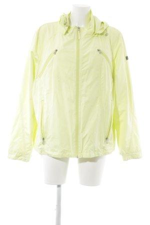 Cecil Giacca softshell giallo neon stile atletico