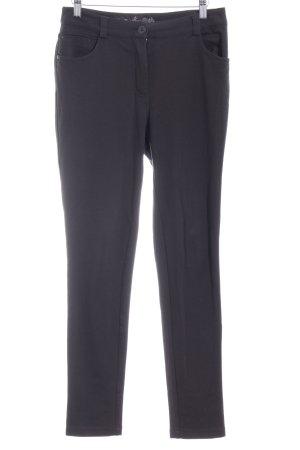 Cecil Pantalone jersey nero stile professionale
