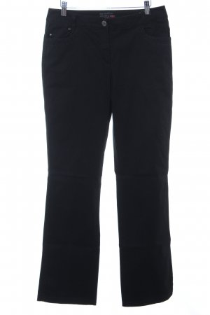 Cecil Straight-Leg Jeans schwarz Casual-Look