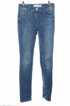 "Cecil Straight-Leg Jeans ""Toronto"" blau"