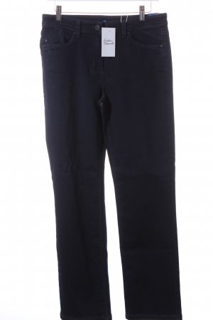 "Cecil Straight-Leg Jeans ""TORONTO"" dunkelblau"