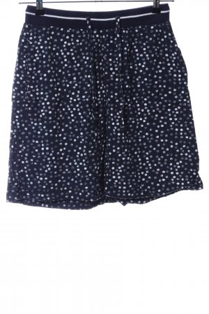Cecil Stretch Skirt spot pattern casual look