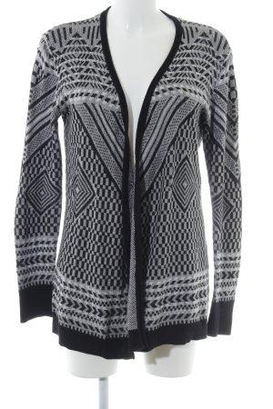 Cecil Cardigan in maglia Motivo Azteco stile casual