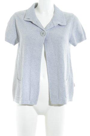 Cecil Giacca in maglia grigio chiaro stile casual