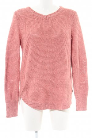 Cecil Strickpullover pink Casual-Look