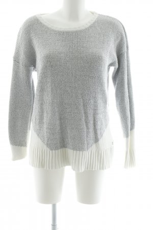 Cecil Strickpullover meliert Casual-Look