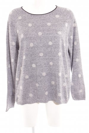 Cecil Knitted Sweater flecked casual look