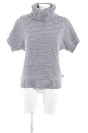 Cecil Knitted Jumper light grey casual look