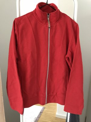 Cecil Sweat Jacket red