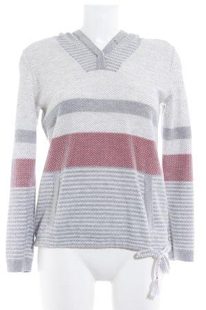Cecil Sweatshirt Streifenmuster Casual-Look
