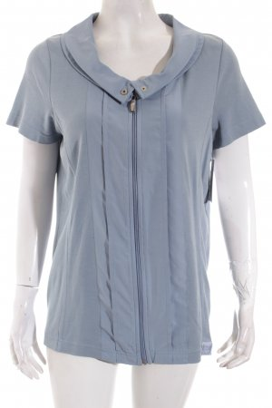 Cecil T-Shirt graublau Casual-Look
