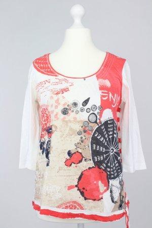 Cecil T-Shirt mehrfarbig Größe M 1711260180322