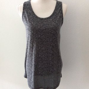 Cecil Top long taupe-gris
