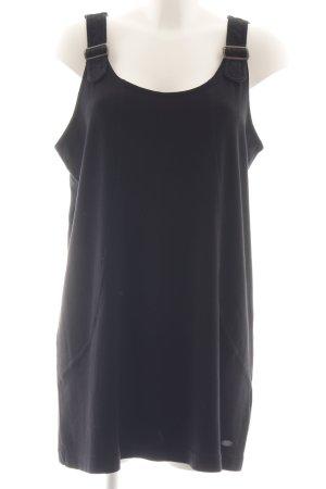Cecil Pinafore dress black casual look