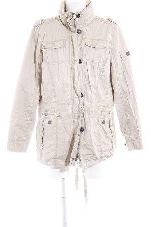 Cecil Übergangsjacke beige Casual-Look