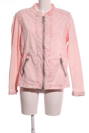 Cecil Between-Seasons Jacket pink casual look