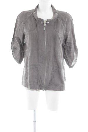 Cecil Giacca mezza stagione marrone-grigio modello web stile casual