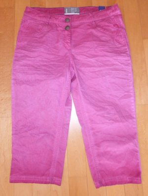 Cecil Capris multicolored cotton