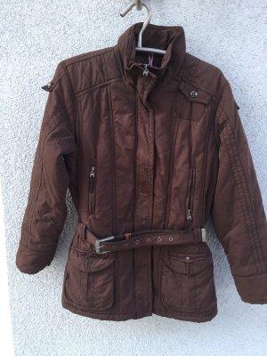 Cecil Winter Jacket dark brown