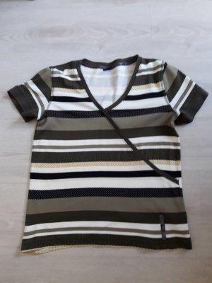 Cecile: gestreiftes Shirt S