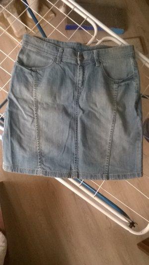 Cecilia Classics Jeans Rock knielang 36 S  38 M