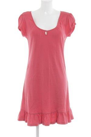 Cecilia Classics Jersey Dress bright red simple style