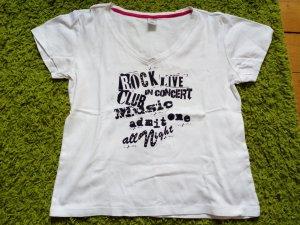 Cecilia Classics Shirt Größe L weiß