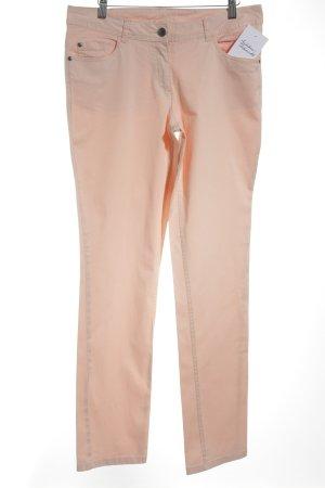 Cecilia Classics Straight-Leg Jeans apricot Casual-Look