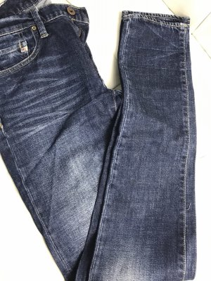 Cecilia Classics Jeans taille basse bleu