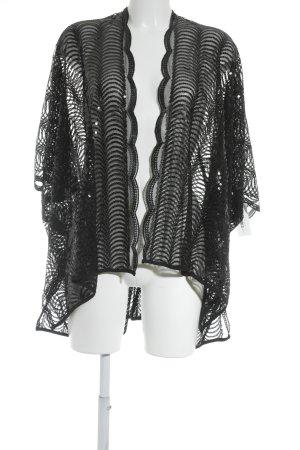 Cejon Kimono blouse zwart elegant