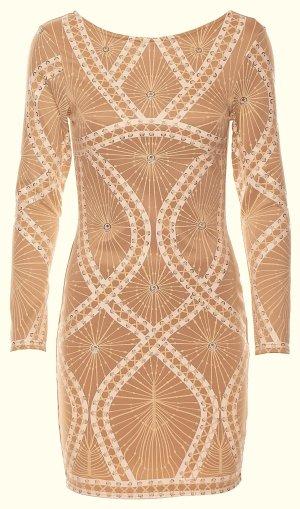 Celebrity inspired Bodycon Stretch-Kleid aus London UK8 34/36
