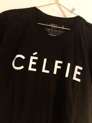 Célfie T-Shirt von Sincerely Jules