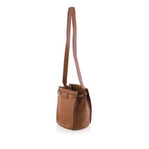 Celine 2018 Leather Big Bag Bucket