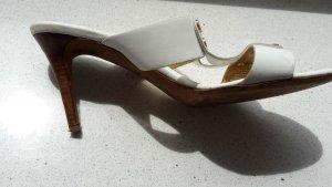Celine High Heels white