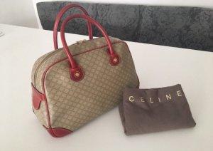 Celine Bag canvas original vuitton designer leder celiné tasche