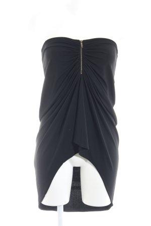 Celine Bandeautop schwarz Elegant