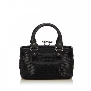 Celine Beaded Boogie Bag