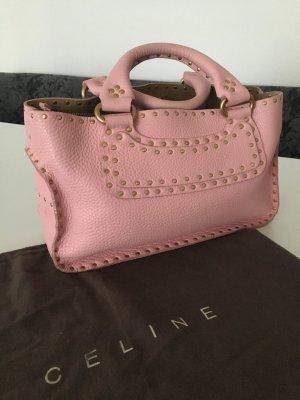 Celine Boogie Bag Tasche Rosa Nieten
