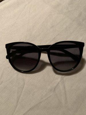 Celine cat eye Sonnenbrille schwarz oversized