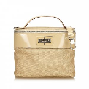 Celine Chemical Fiber Vanity Bag