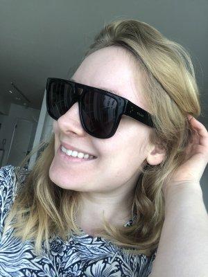 Celine Pilotenbril zwart