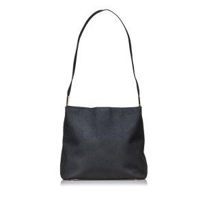 Celine Fabric Shoulder Bag