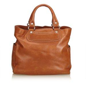 Celine Large Leather Boogie