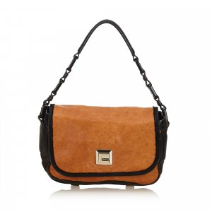 Celine Leather Baguette