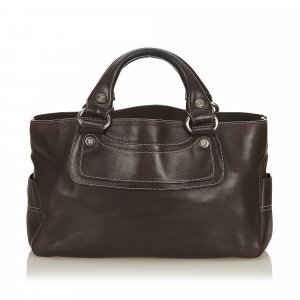 Celine Leather Boogie
