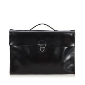 Celine Leather Business Bag