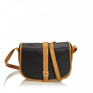 Celine Leather Crossbody